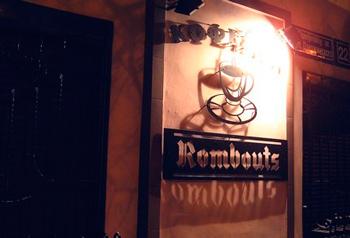 Кофейня Rombouts