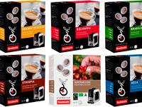 Кофе Rombouts 1,2,3 Spresso