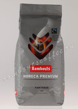Кофе Rombouts в зернах Fairtrade