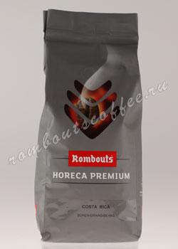Кофе Rombouts в зернах Costa Rica