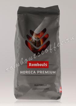 Кофе Rombouts в зернах Guatemala