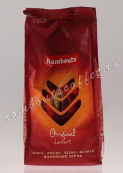 Кофе Rombouts в зернах Original Dessert