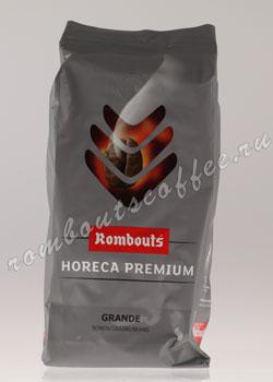 Кофе Rombouts в зернах Grande