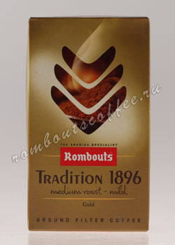 Кофе Rombouts молотый Tradition 1896 Gold