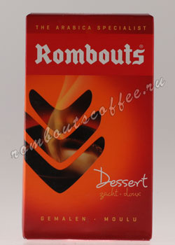 Кофе Rombouts молотый Dessert