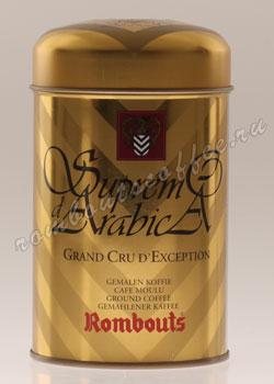 Кофе Rombouts молотый Supremo d Arabica