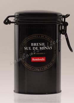 Кофе Rombouts молотый Bresil Sul De Minas