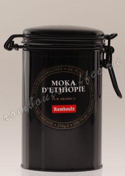 Кофе Rombouts молотый Moka d Ethiopie