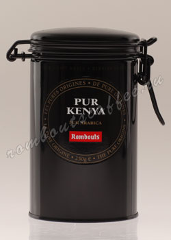 Кофе Rombouts молотый Pur Kenia