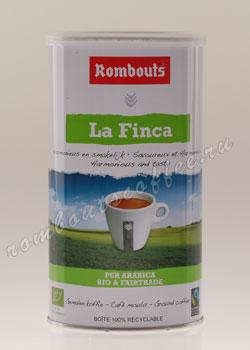 Кофе Rombouts молотый La Finca Bio