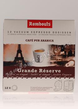 Кофе Rombouts в чалдах Grande Reserve