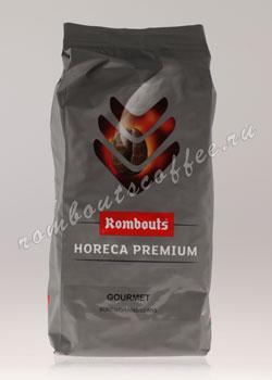Кофе Rombouts в зернах Gourmet