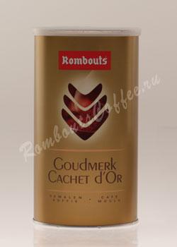 Кофе Rombouts молотый Goudmerk Cachet d Or